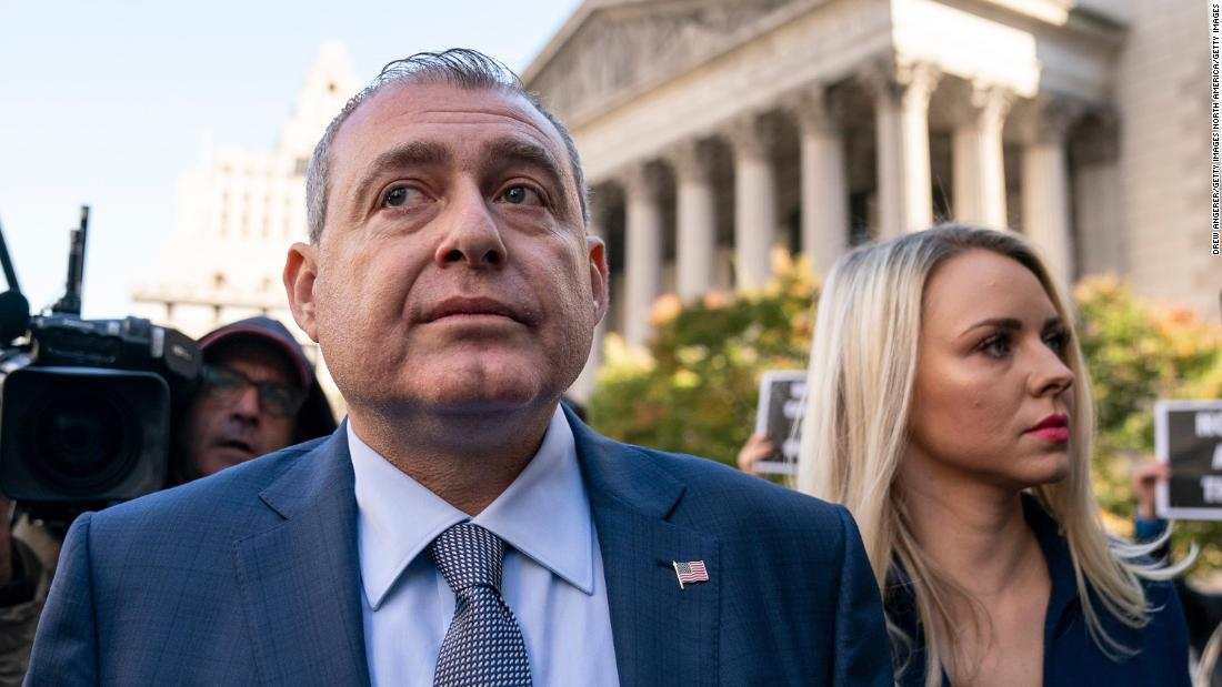 The Prosecutor brings additional charges against Rudy Giuliani's associates