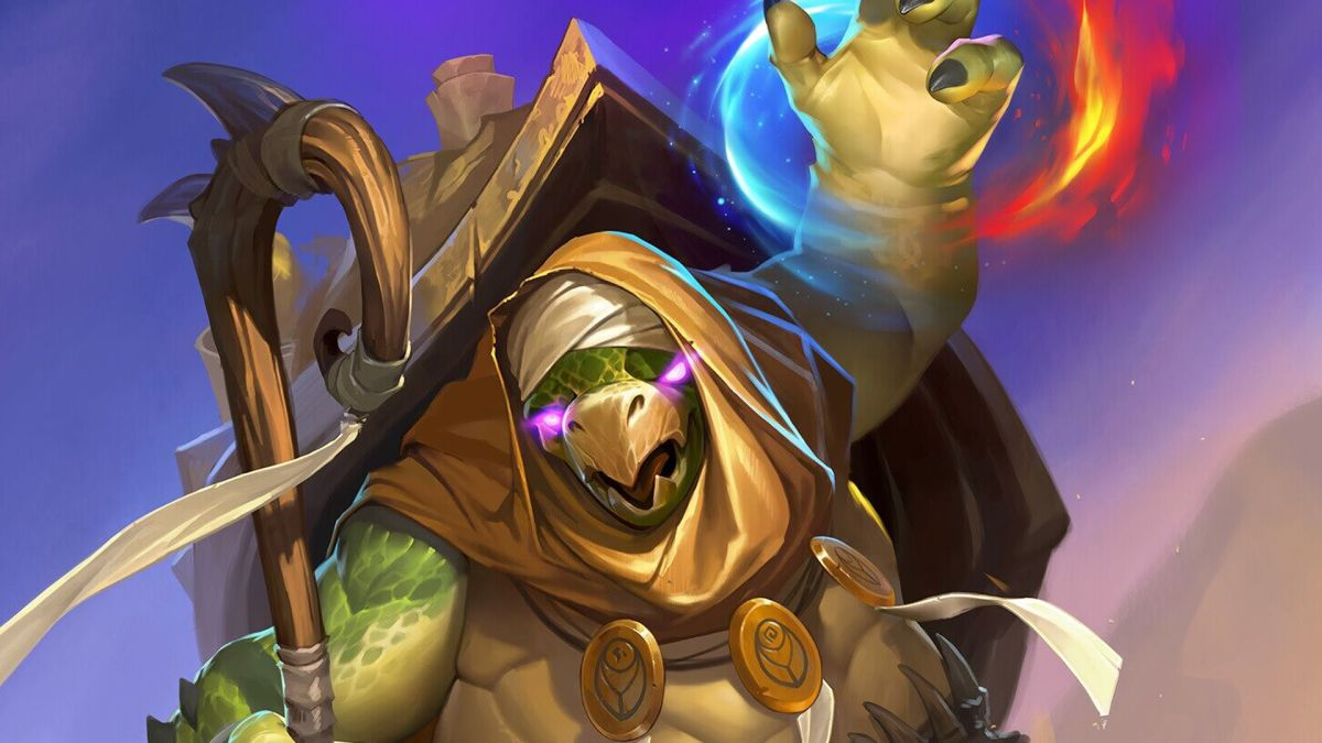 The next Hearthstone patch resets the ratings for Battlegrounds and nerfs for the two problem cards