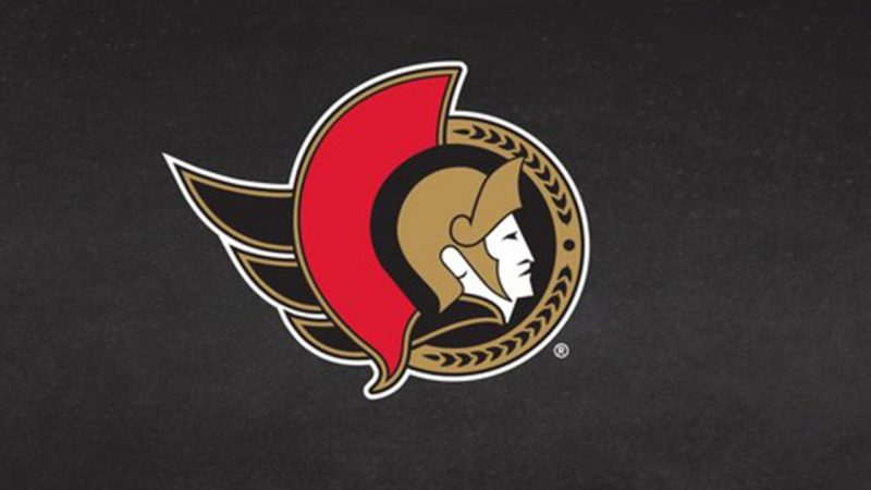 The senators announced a new base logo, and will unveil a new uniform upon draft