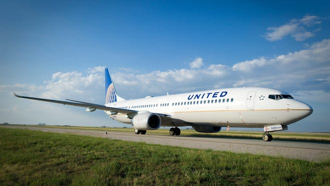 United has filed a lawsuit over allegations that NFL flights have blond youth crews