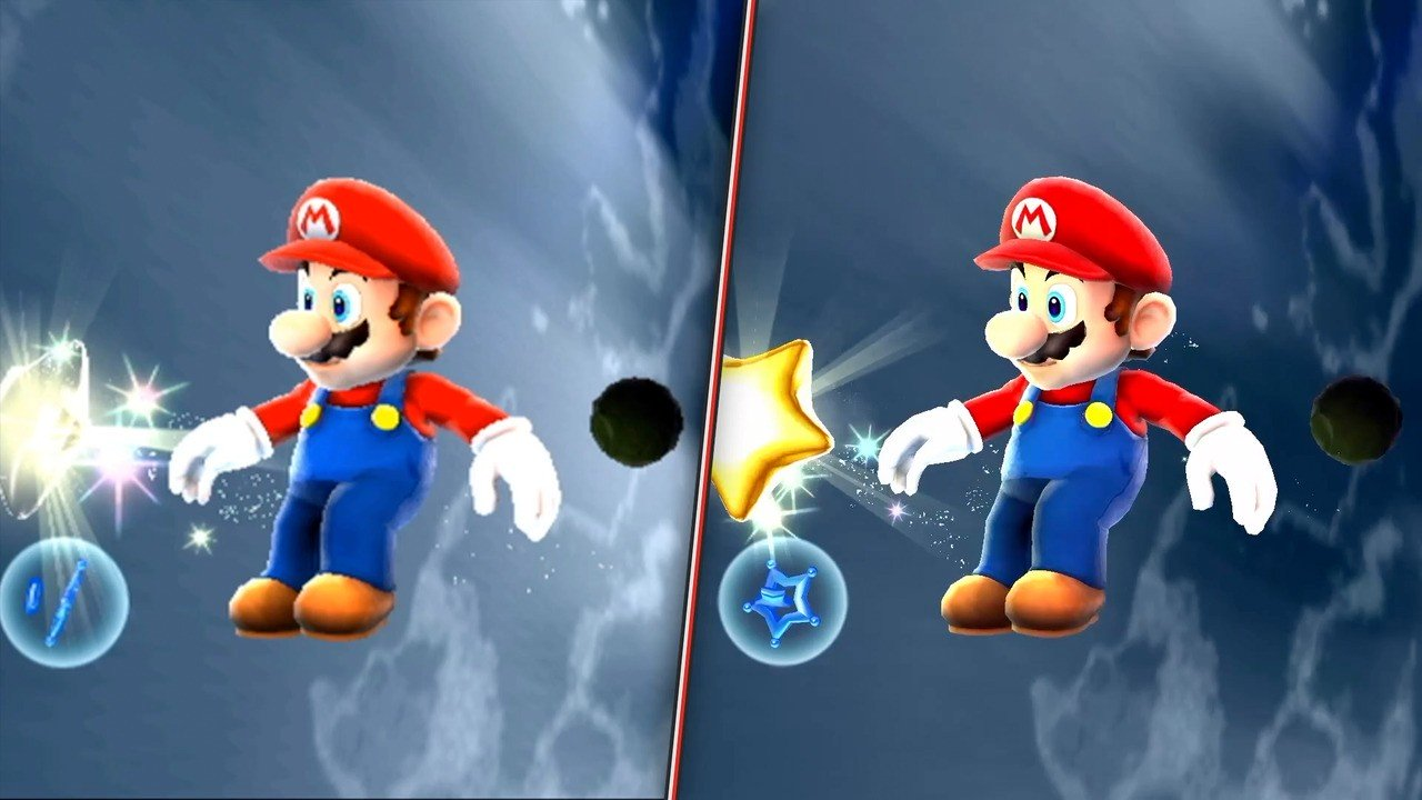 Video: Super Mario 3D All-Stars look miles better than the originals, and here's the proof