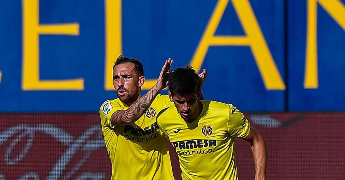 Villarreal in Barcelona: La Liga map