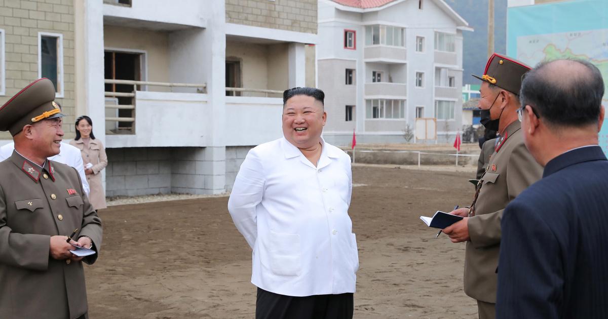 NKorea's Kim wishes Trump a speedy recovery: KCNA