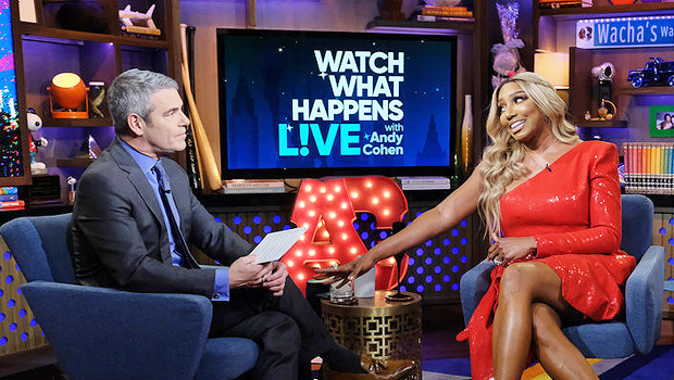 Nene drops out of watching what happens live with Andy Cohen