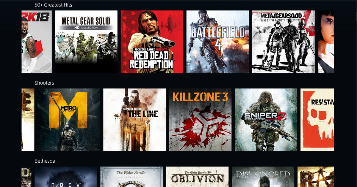 Lots of game subscription services, and very little time: Here's how to choose