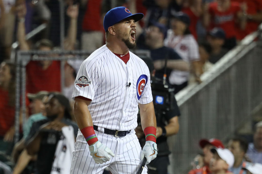 Kyle Schwarber of the Cubs thinks Trump getting Covid-19 is showing the world 'it's real'