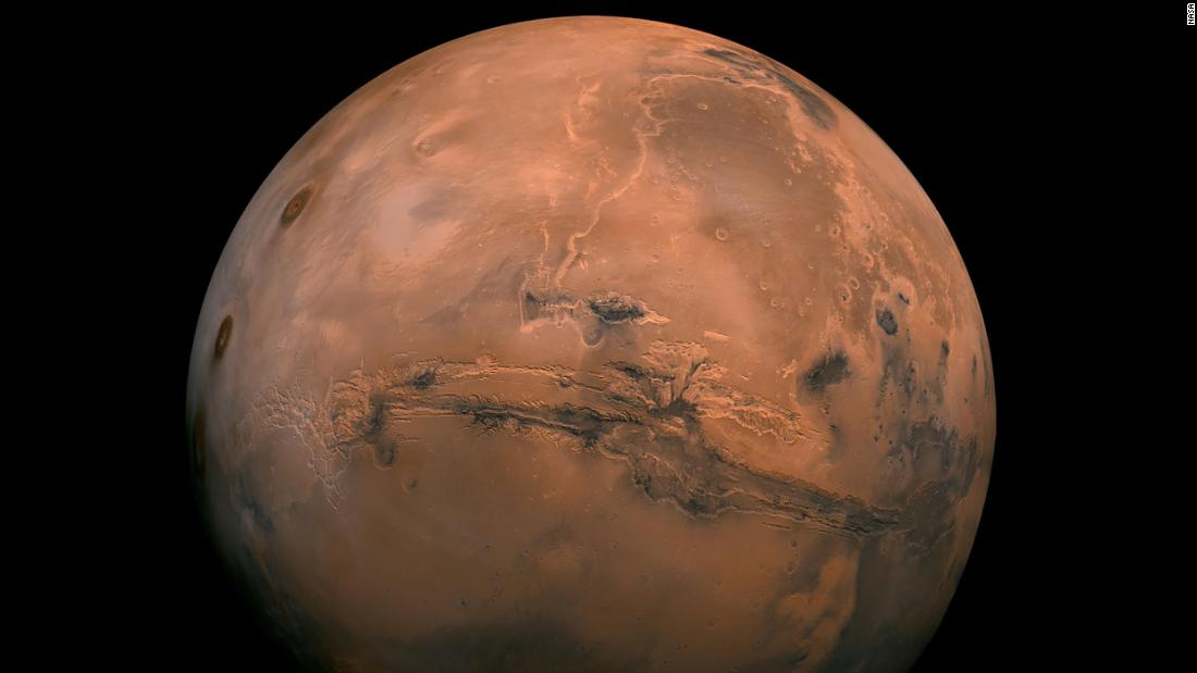 Mars is closer to Earth in October than it will be for another 15 years