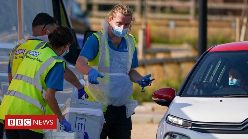 Government pays £ 2 million to settle a coronavirus test case