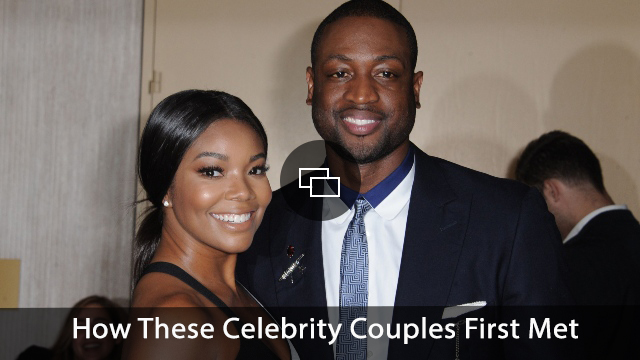 Gabrielle Union, Dwayne Wade upon the arrival of the 13th Annual Step Up Awards for Inspiration, Beverly Hilton Hotel, Beverly Hills, CA May 20, 2016.