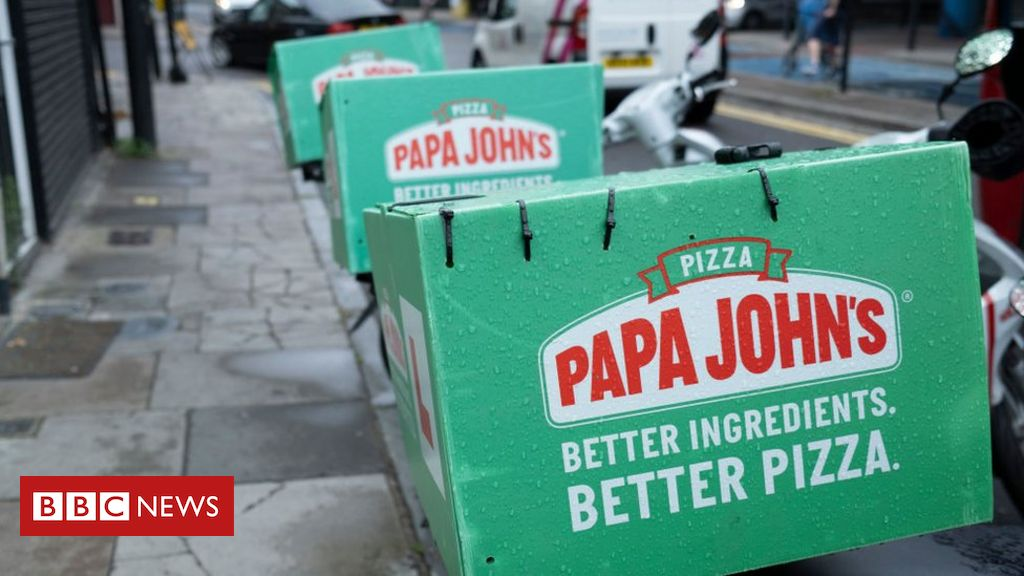 Papa John is investigating claims worth £ 250,000 in order to aid fraud
