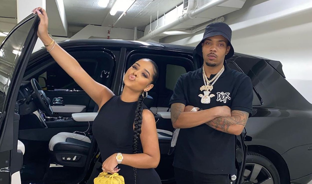 Taina Gifted G Herbo Jeep Trackhawk, worth $ 100,000, is slammed by fans