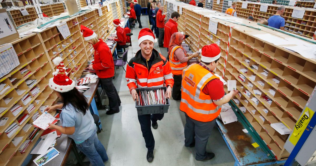 Royal Mail is looking for temporary workers over Christmas – these are the jobs available in the Northwest