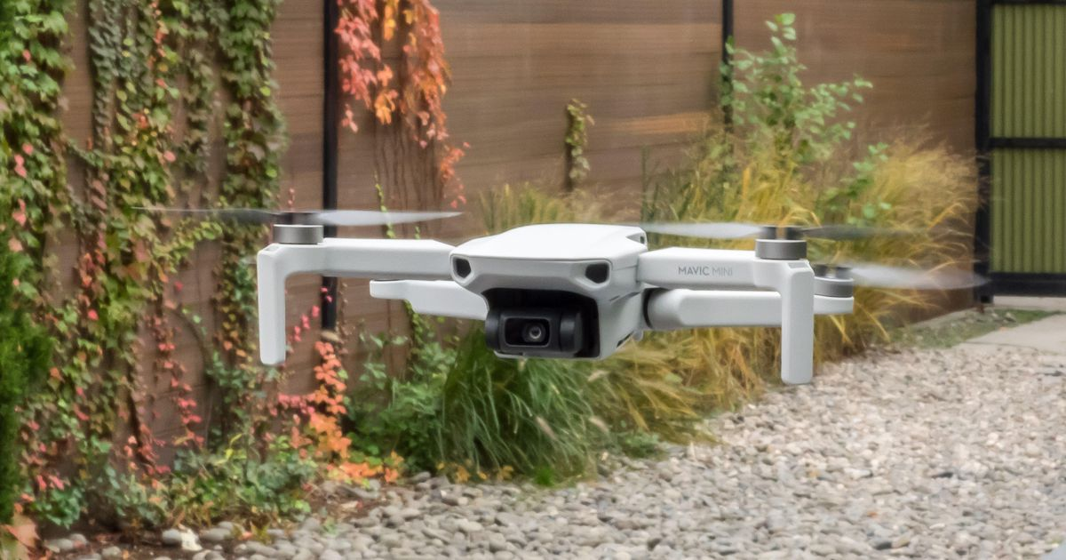 DJI Prime Day drone deal arrives on Tuesday: $ 100 off the Mavic Mini Fly More Combo