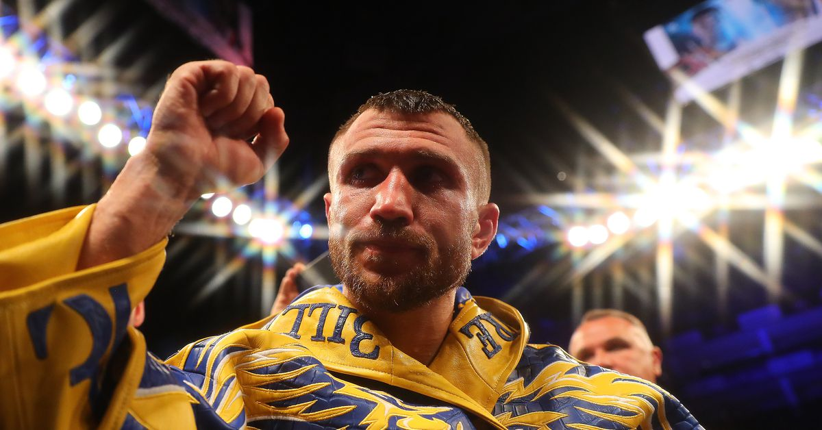 Lomachenko vs Lopez in the highly anticipated boxing match of 2020