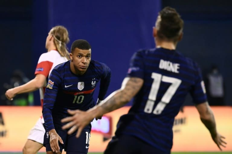 Mbabi gives France winning the Nations League in Croatia