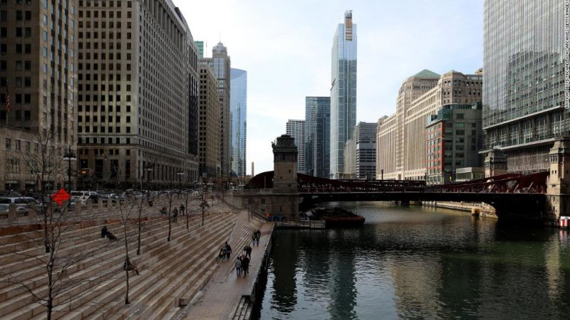 """Chicago is America's """"coarsest city"""" for the sixth year in a row"""