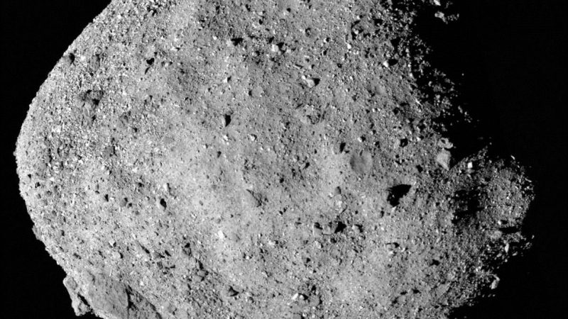 NASA is just hours away from taking samples of the asteroid's surface for the first time