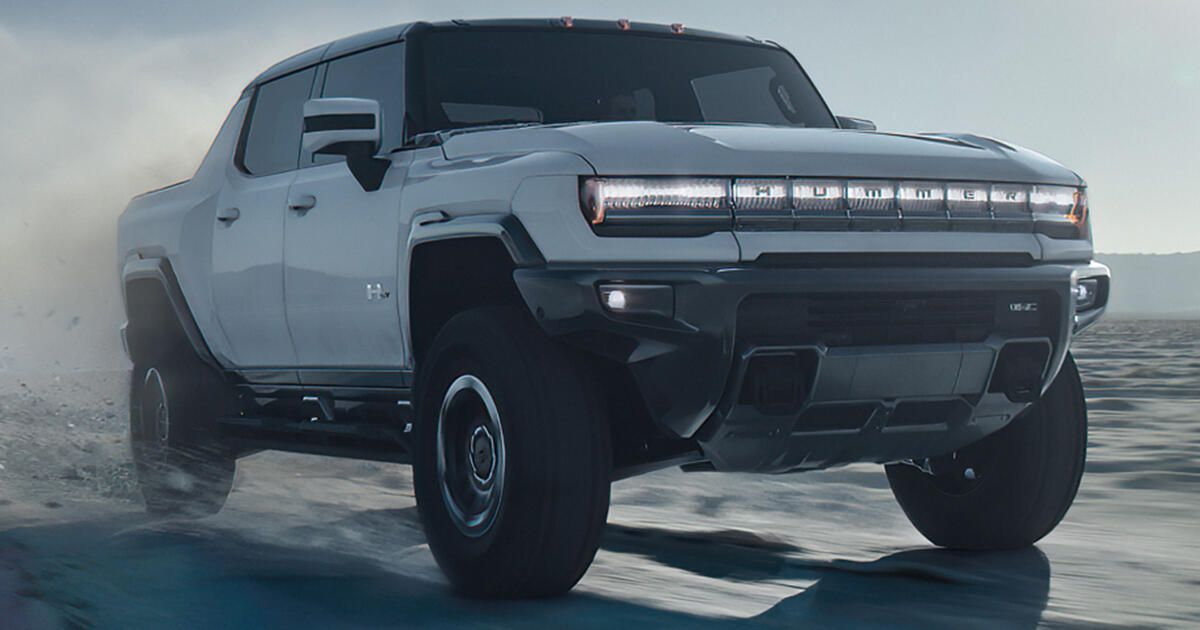 WTF, buddy: Here's GMC Hummer EV's Watts to Freedom launch mode in action