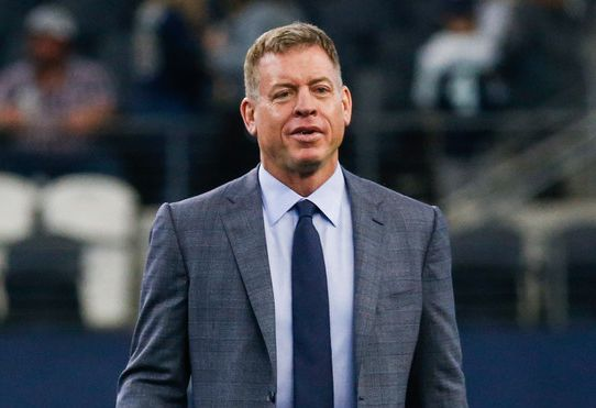 Troy Aikman responds to criticism of the comments on military bridges