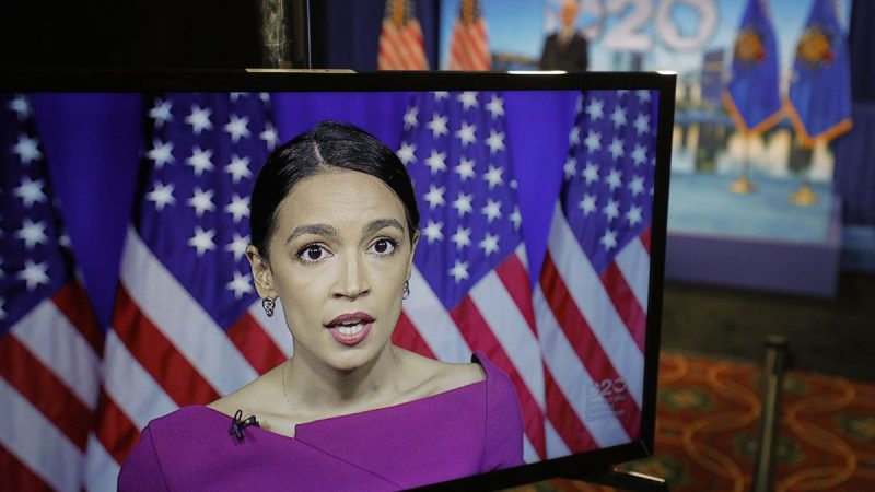 "Almost 700,000 people flock to Twitch to watch Alexandria Ocasio-Cortez play the ""Between Us"" video game"