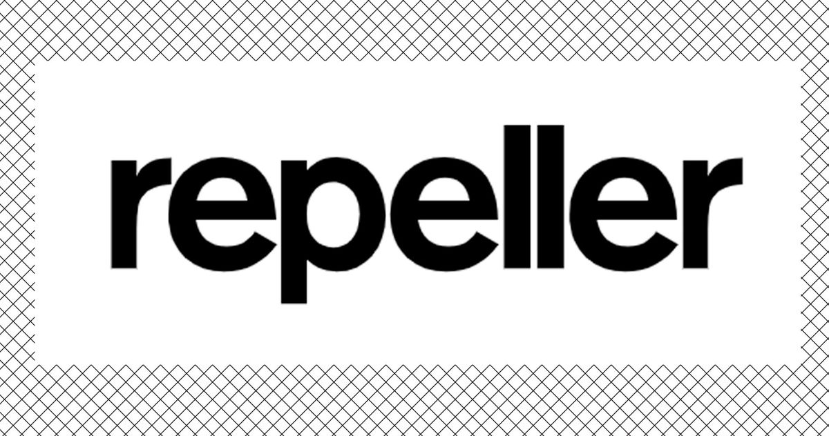Repeller man is turned off