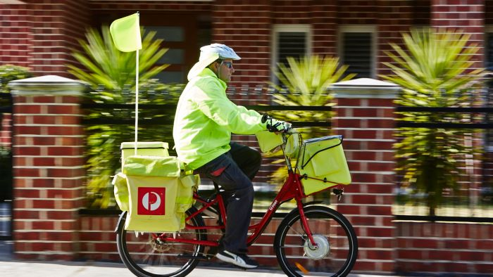 The union says Australia Post's troubles extend to the luxury watch's past