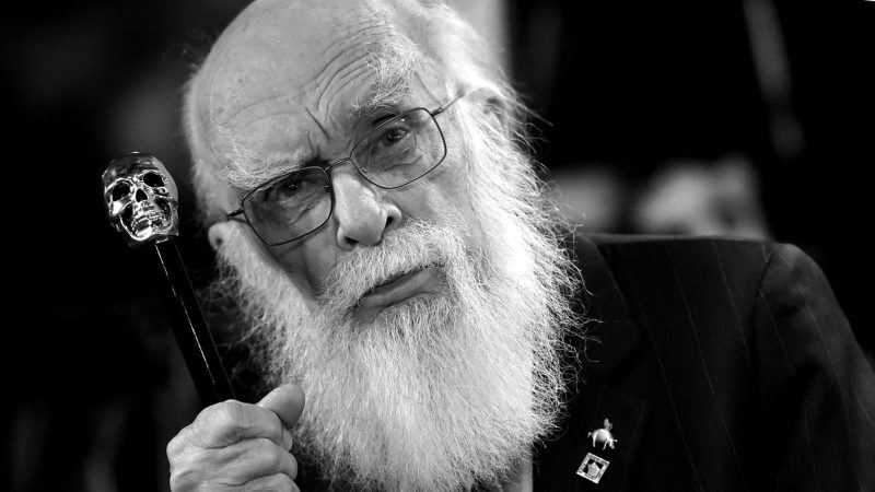 Wizard and skeptic James Randi passed away at 92 years old: NPR