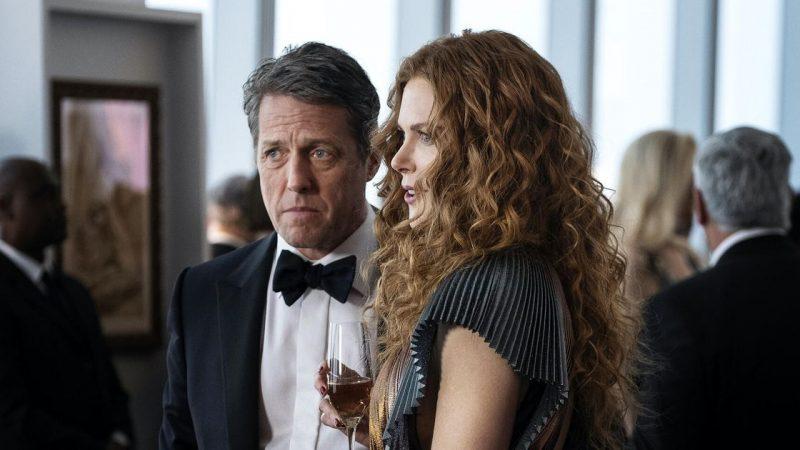 Back off: Nicole Kidman is back in HBO for a new psychological thriller film