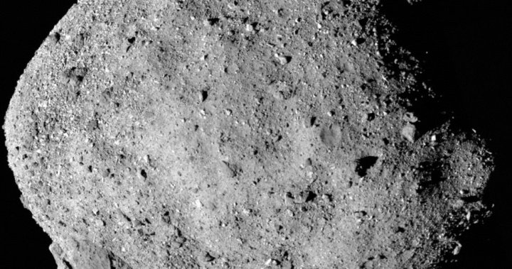 NASA's spacecraft collects up to 4.5 pounds of asteroid to send it to Earth - National
