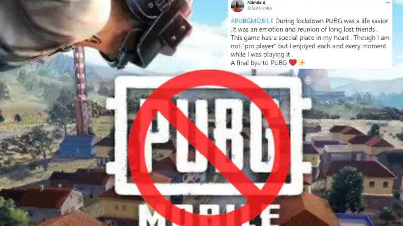 PUBG fans are romantically filed with the closing of the Battle Royale game store in India