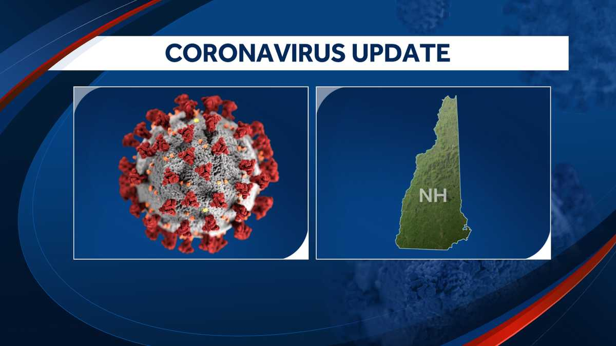 5 new COVID-19 deaths announced in New Hampshire; 123 new cases were confirmed