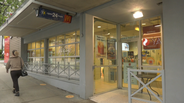 A Vancouver McDonald employee has tested positive for COVID-19
