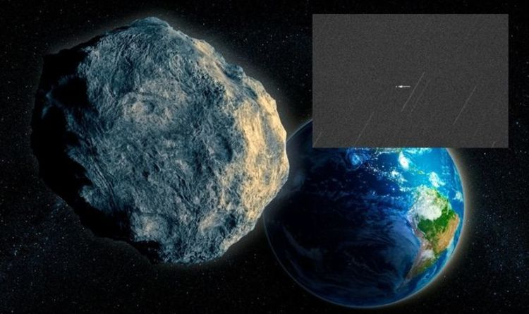 "An asteroid flying close to the Earth at a ""very close"" distance at a record speed Science 