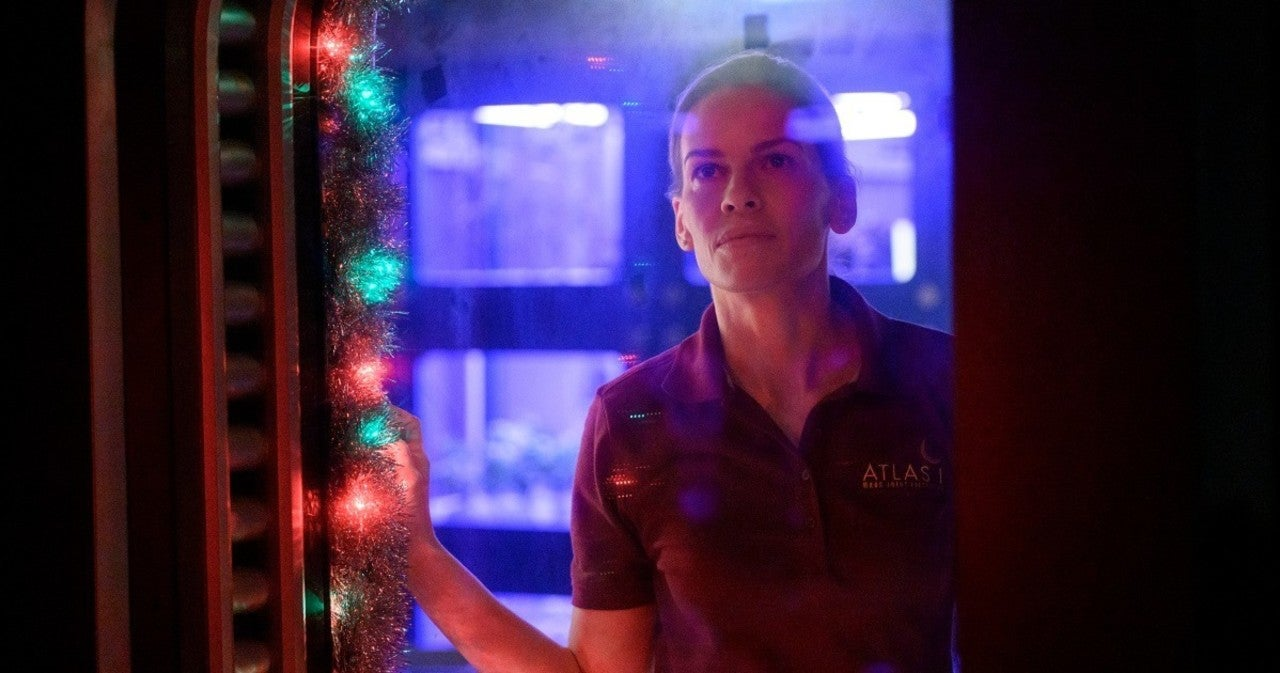 `` Away '' star Hilary Swank speaks out after Netflix's cancellation of the Space series