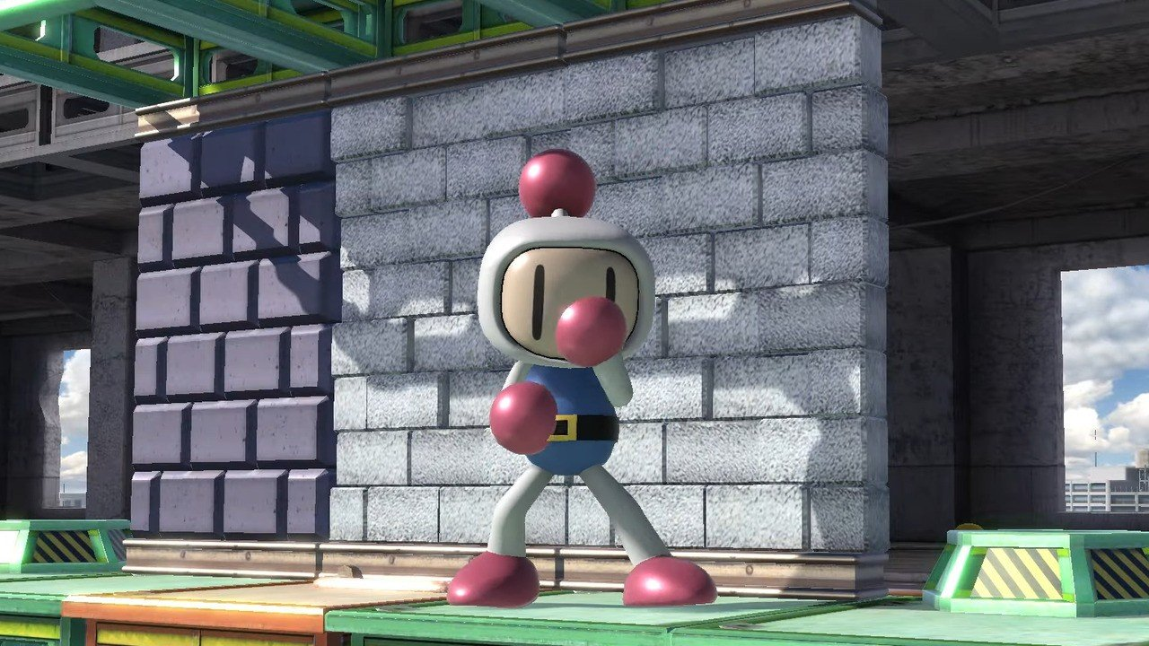 Bomberman, Travis Touchdown, Creeper and more join the Super Smash Bros. best Mii Fighter Outfits