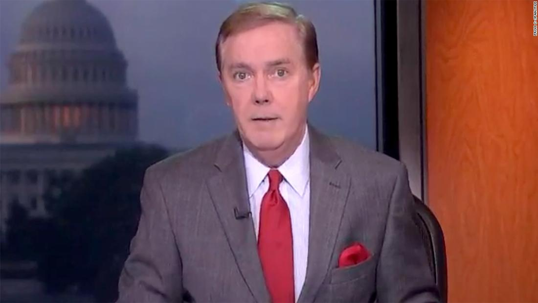 C-SPAN political editor Steve Scully stopped working after admitting he had lied about the hacking of his Twitter account
