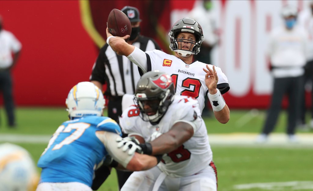 Chargers' losing streak at 3 after losing to Tom Brady, Buccaneers – Orange County Register