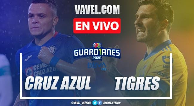 Cruz Azul vs Tigres: Live Online Updates (0-0) | 10/17/2020