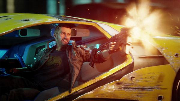 Cyberpunk 2077 is delayed until December 10
