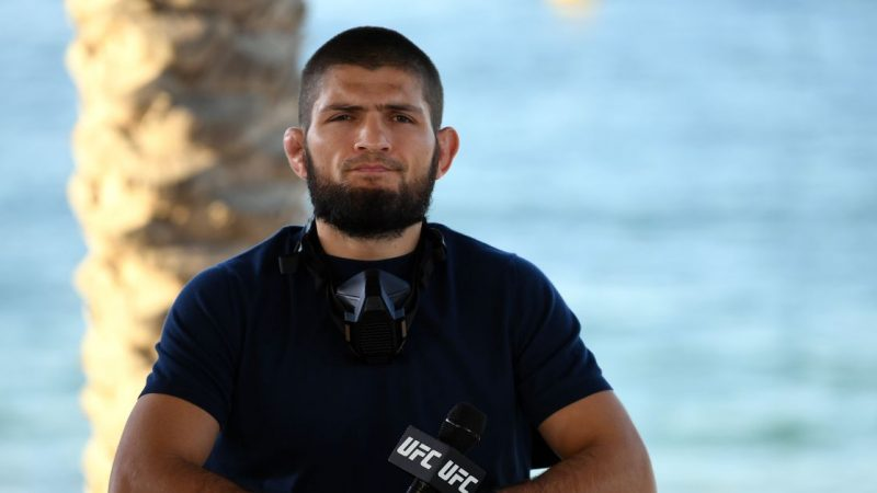 Dana White: Forget mixed martial arts, Habib is one of the biggest stars in all of sports