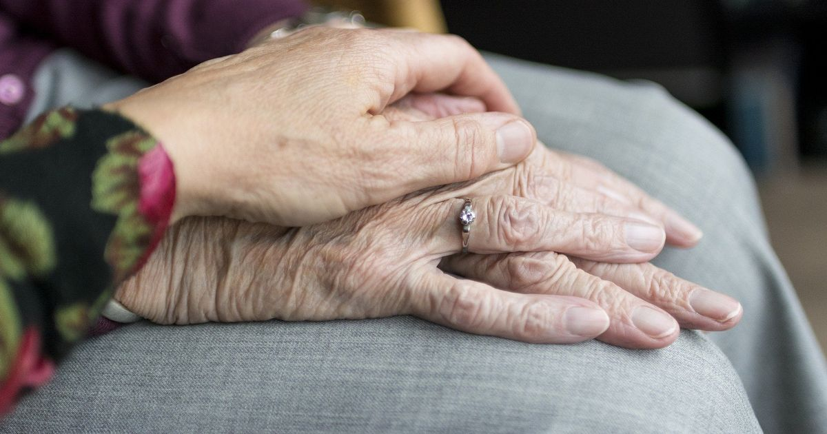 Deaths from dementia and Alzheimer's disease at home increased 79 percent in the pandemic