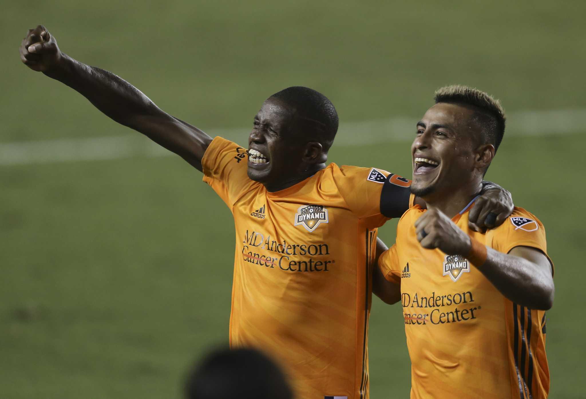 Dynamo snatches his unbeaten streak against FC Dallas