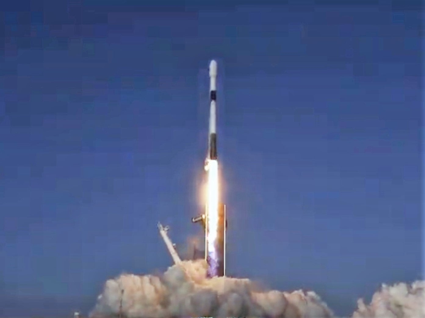 Elon Musk's SpaceX launches controversial Starlink satellites
