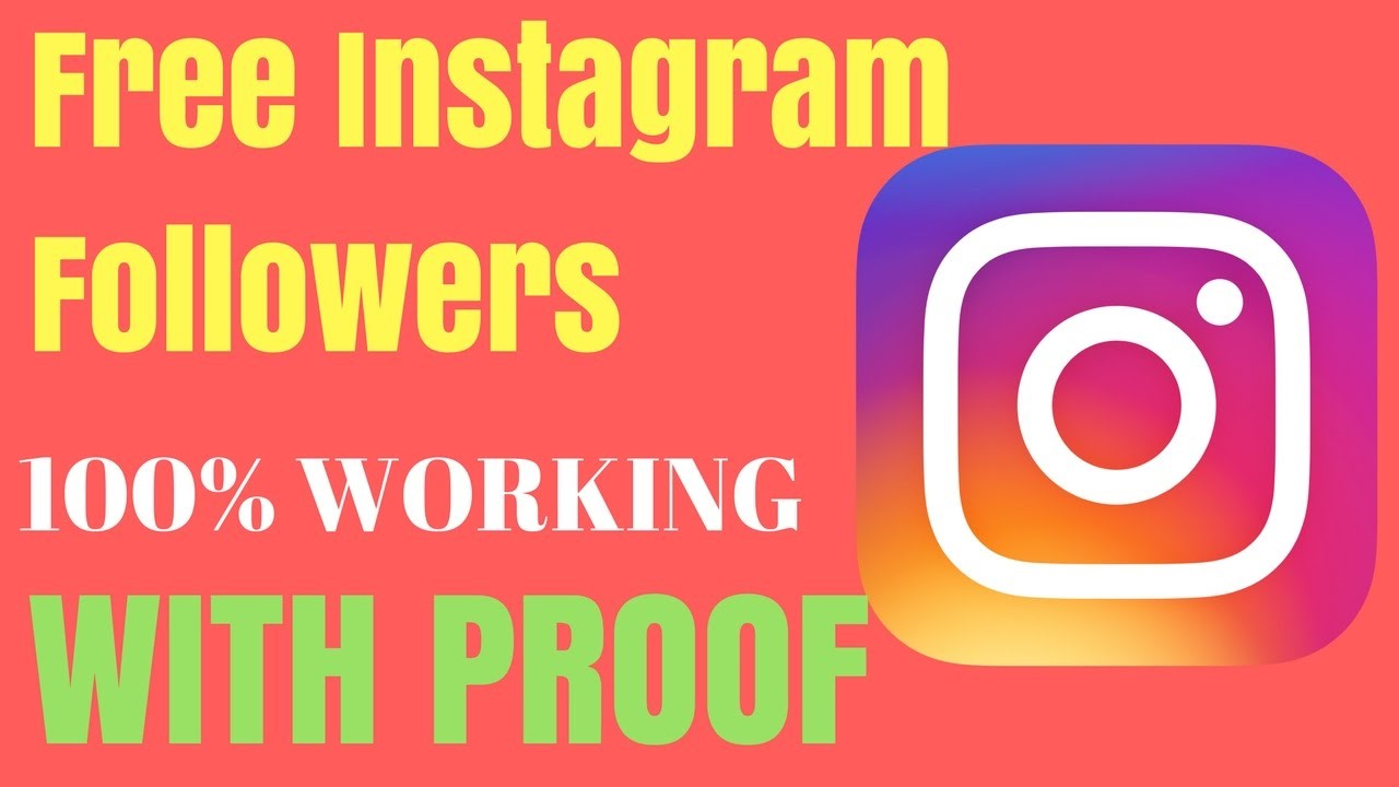 Effective tips to get free followers and likes on Instagram
