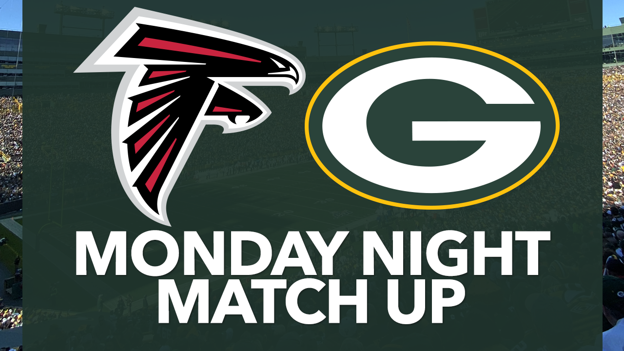 Green Bay Packers scored first, while Falcons 27-16 ranked fourth