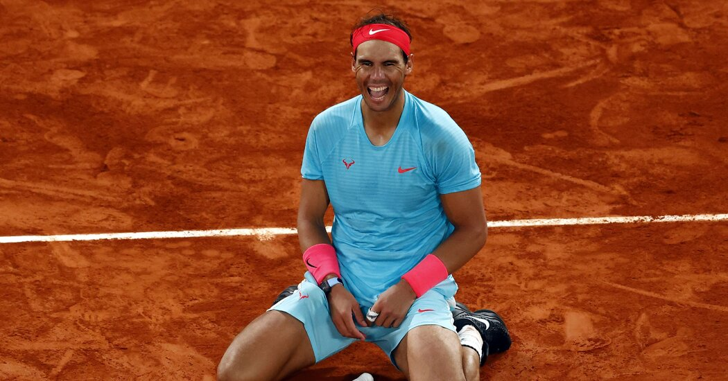How Rafael Nadal won the French Open and his 20th Grand Slam singles title