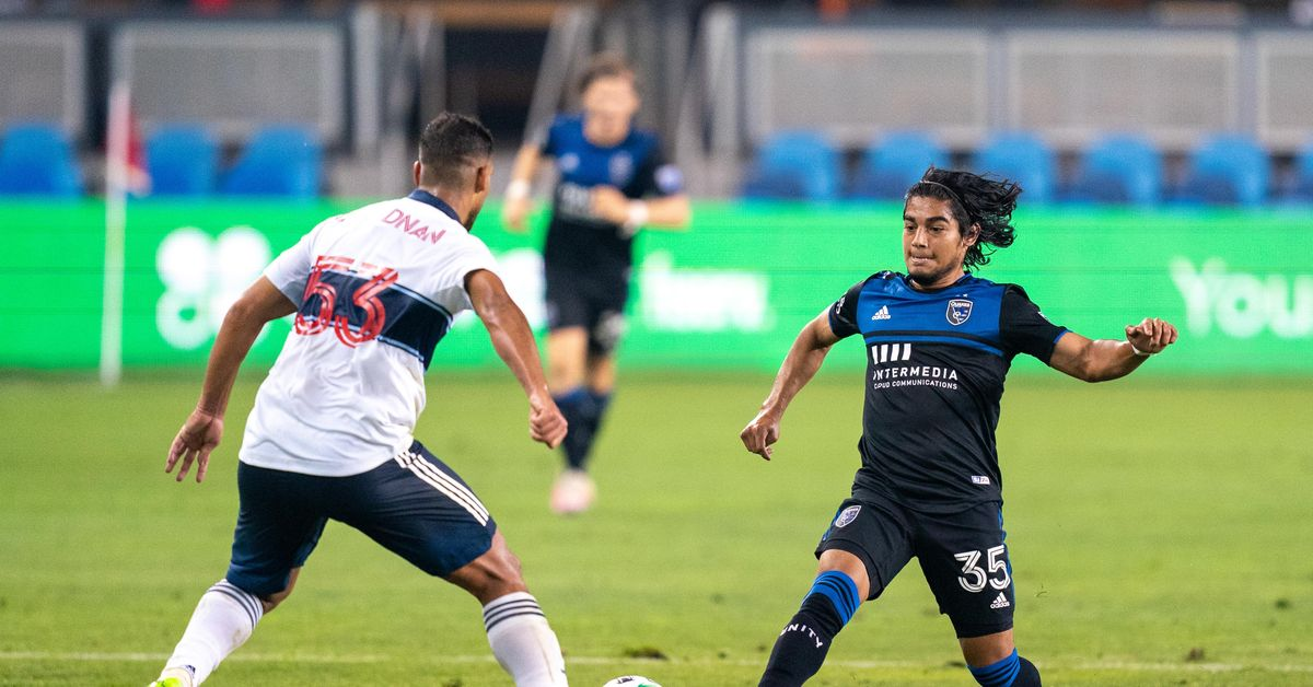 How to watch Whitecaps vs Earthquakes: formations, odds, game theme