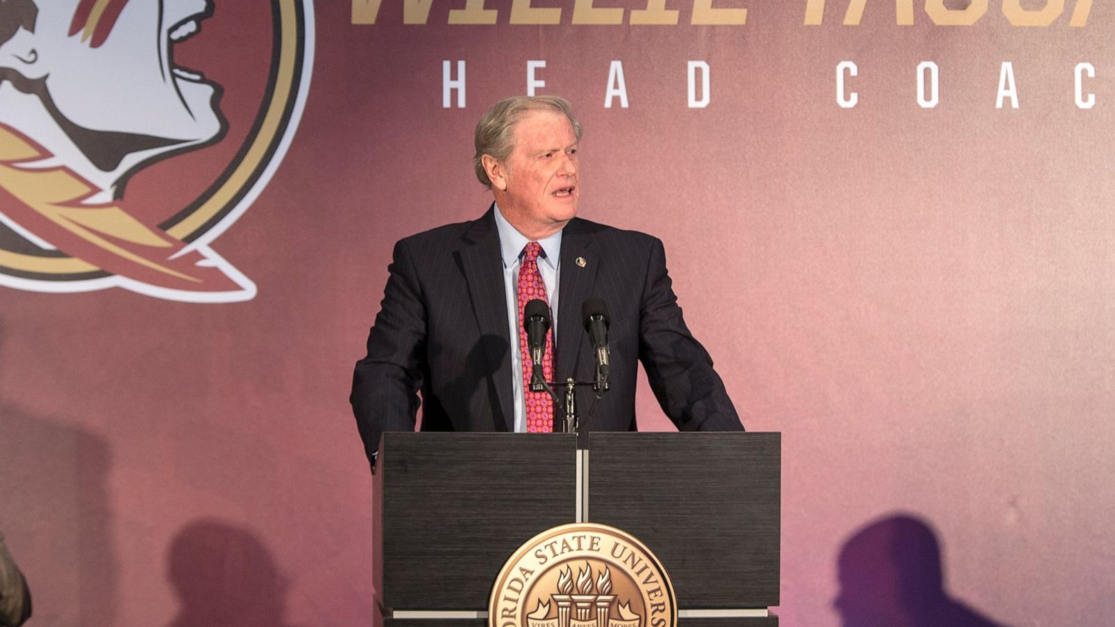 Live Coronavirus Updates: The Florida State University President tests positive days after attending the football match