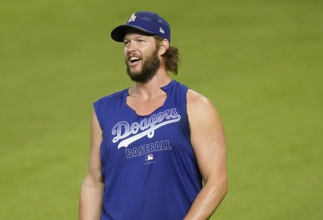 MLB Notebook: Dodgers hope Kershaw can start Game 4