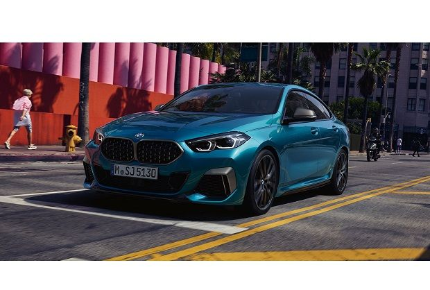 Make a statement with the all-new BMW 2 Series Gran Coupe
